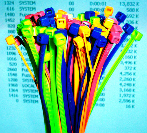 Geek Bouquet by Victoria of the people