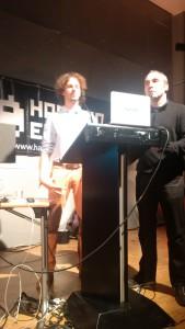 Laurent Ghigonis & Philippe Langlois