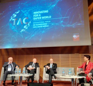 Alain Juillet, Gerard Collomb et Bernard Cazeneuve