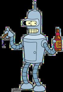 Bender_Rodriguez-Matt Groening